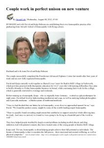 Stroud Article